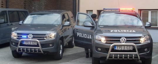 Uprava policije MUP-a TK – Rasvijetljeno 20 krivičnih djela
