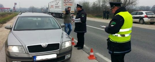 Uprava policije MUP TK-a –  Pojačana kontrola učesnika u saobraćaju