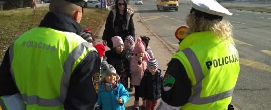 Pojačane aktivnosti policije povodom početka nove školske godine