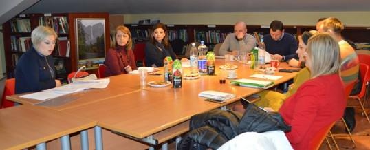 Učešće na sastanku sa predstavnicima institucija koje postupaju sa djecom u kontaktu sa zakonom