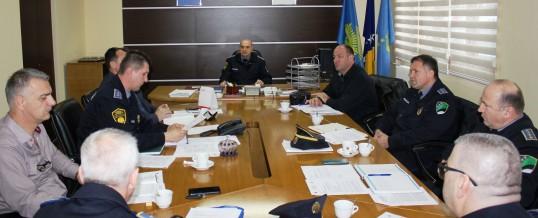 Uprava policije – Održan sastanak Štaba za problematiku sa migrantima