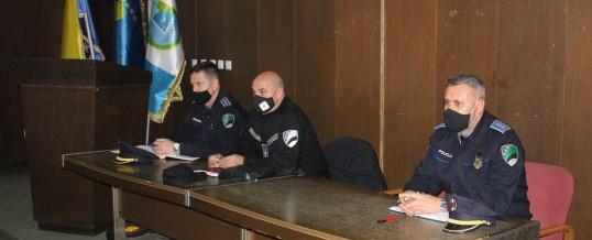 Uprava policije – Održan radni sastanak sa komandirima policijskih stanica