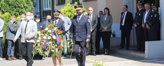 Svečano obilježen 22.maj – Dan policije Tuzlanskog kantona