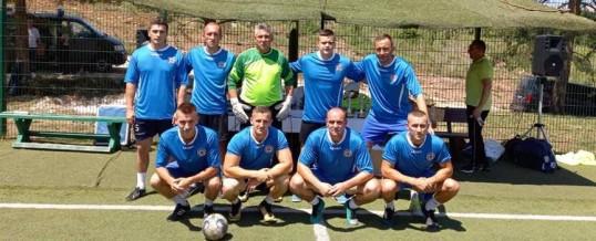 Učešće na turniru u malom nogometu povodom Dana policije FBiH