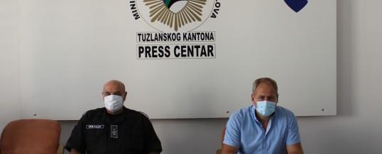 """Sastanak Operativnog štaba akcije """"Srebrenica 2021"""""""