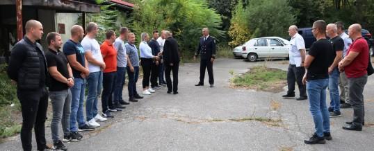 Uprava policije – Praktična obuka i edukacija iz oblasti kriminalističke tehnike