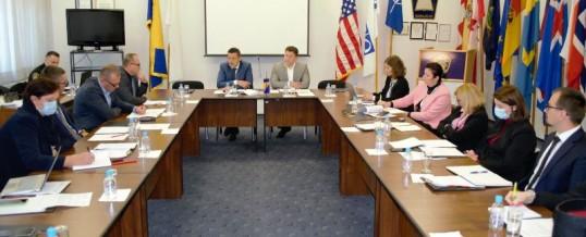 Radni sastanak Koordinacije ministara unutrašnjih poslova u FBiH