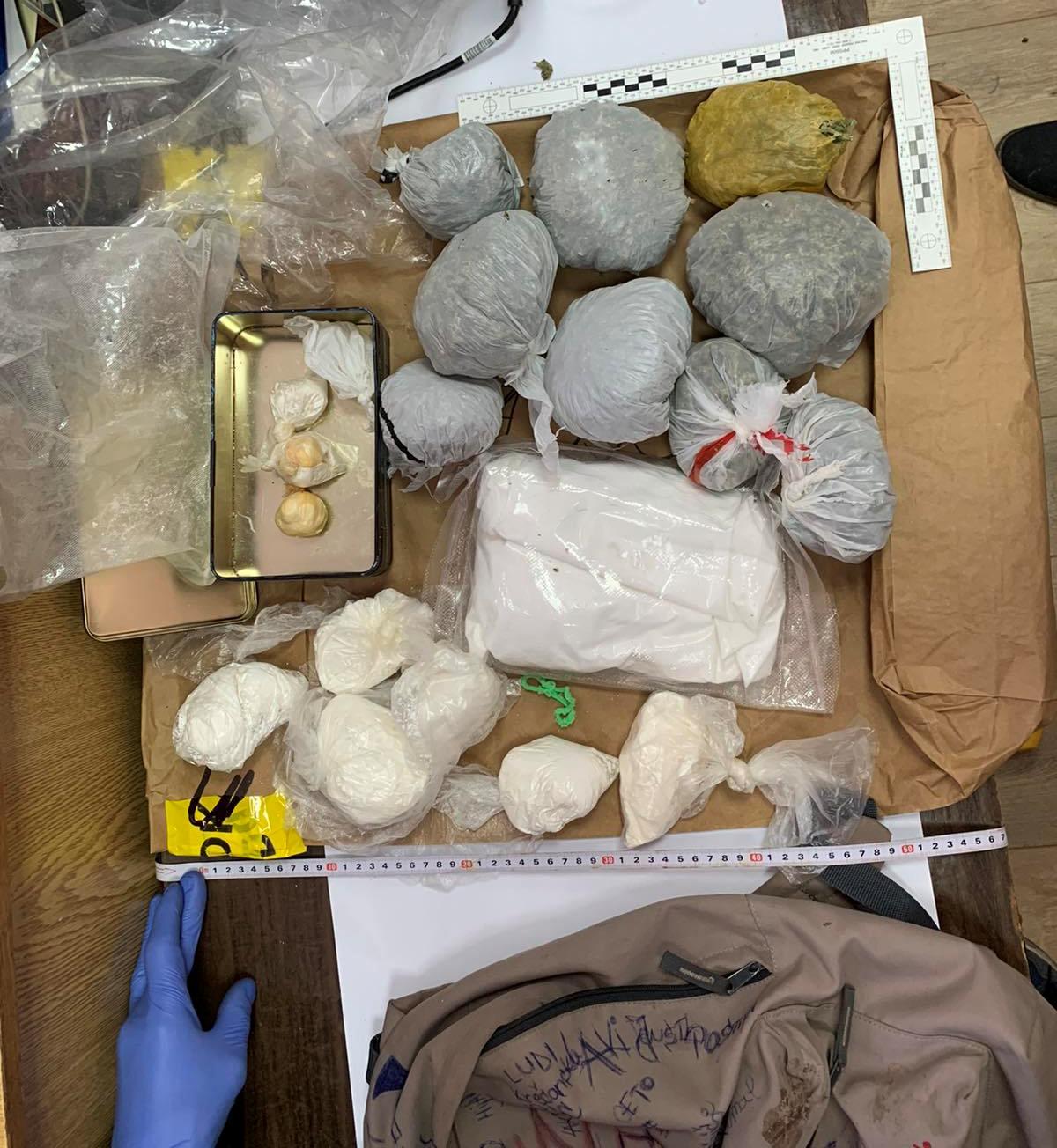 Uprava policije/SKP – Pronađena opojna droga, 2 lica lišena slobode