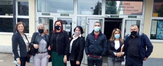 Uprava policije – Studijska posjeta organizaciji Centar za romske inicijative Nikšić